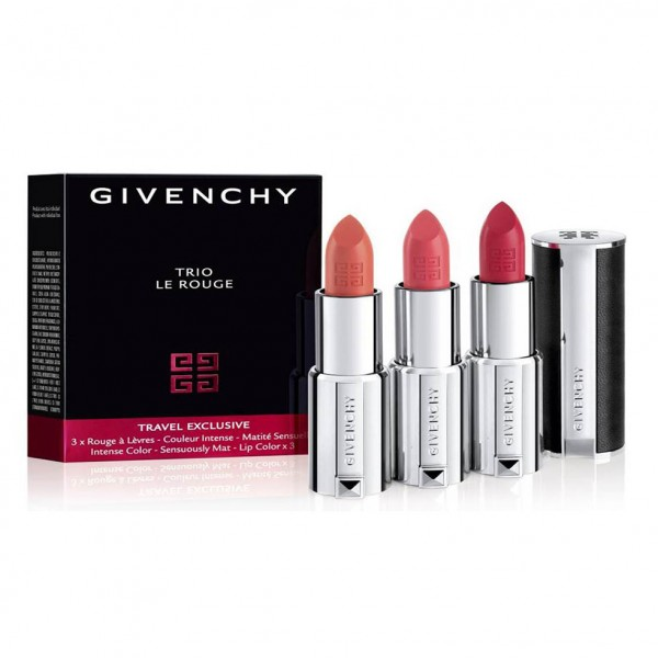 Le Rouge Givenchy Trio Travel Exclusive Golden Trading S